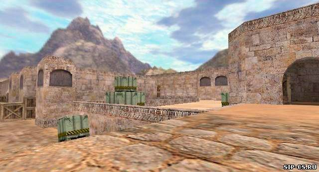 Карта de_dust2_2x2_2014 для cs 1.6, Карты cs 1.6
