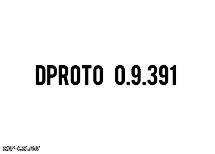 Dproto 0.9.391 counter-strike 1.6, Моды cs 1.6