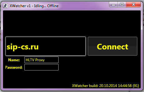 Программа XWatcher v1 [слежка за сервером] кс 1.6 (CS 1.6), Программы cs 1.6