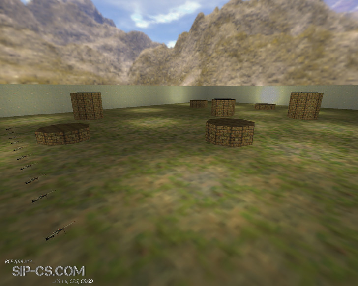 Карта awp_map cs 1.6, Карты cs 1.6